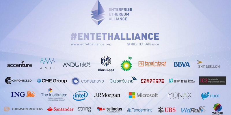 ethereum enterprise alliance, eea, ethereum