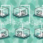 Building digital democracy with blockchain