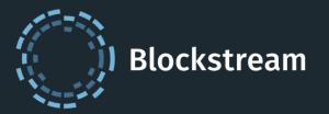 Blockstream blockchain