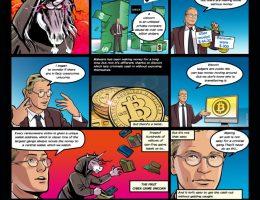 bitcoin cyberunicorn