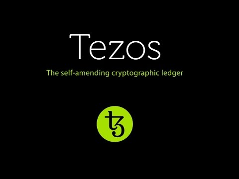 tezos, ICO, tezos funding, what is ICO