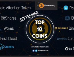 list of top ten altcoins to invest in september