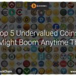 Top 5 undervalued cryptocurrencies you can't miss