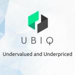 UBIQ – Undervalued and overshadowed