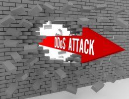 DDoS vs Blockchain