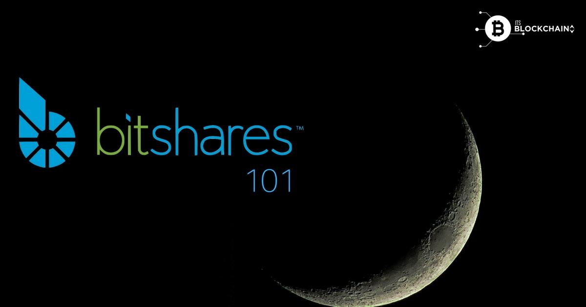 Bitshares 101