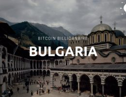Bulgarian Government is a Bitcoin Billionaire