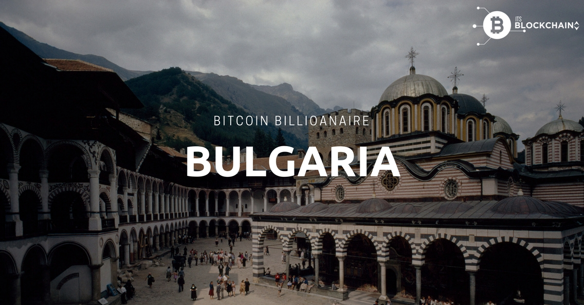 Bulgarian Government is a Bitcoin Billionaire