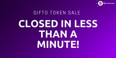GIFTO Token Sale