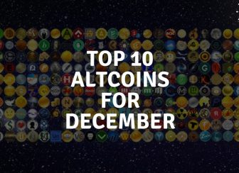 To 10 Altcoins for December