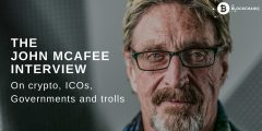IBC's John McAfee Interview