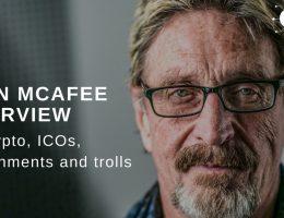 IBC's John McAfee Interview