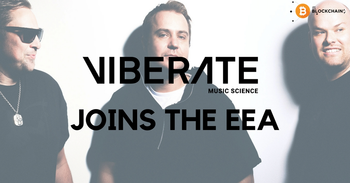 Viberate Joins the EEA