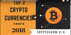 Top 3 cryptocurrencies