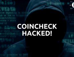 Coincheck Hacked