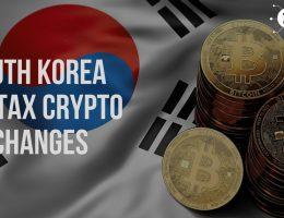 South Korea Crypto Tax