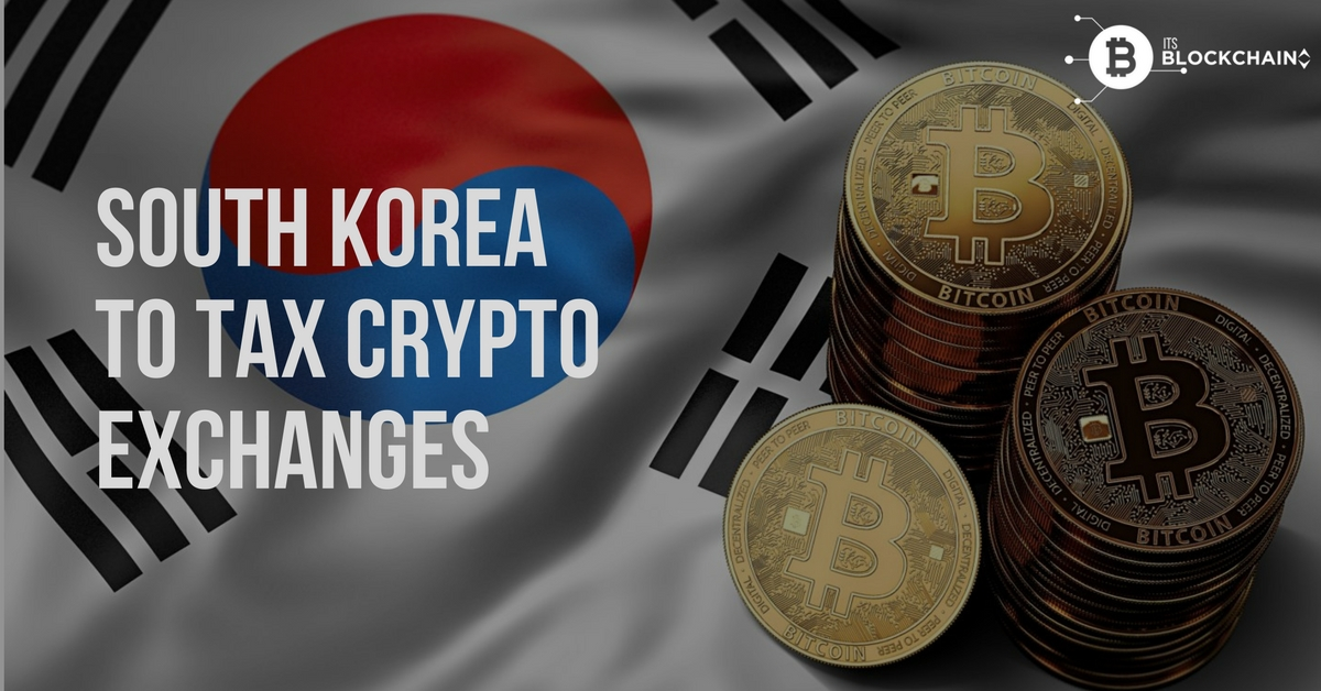 South Korea Crypto Tax