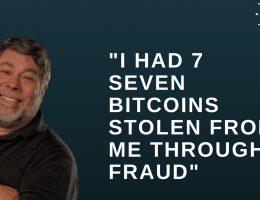 Steve Wozniak on Bitcoin