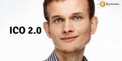 Vitalik proposes ICO 2.0