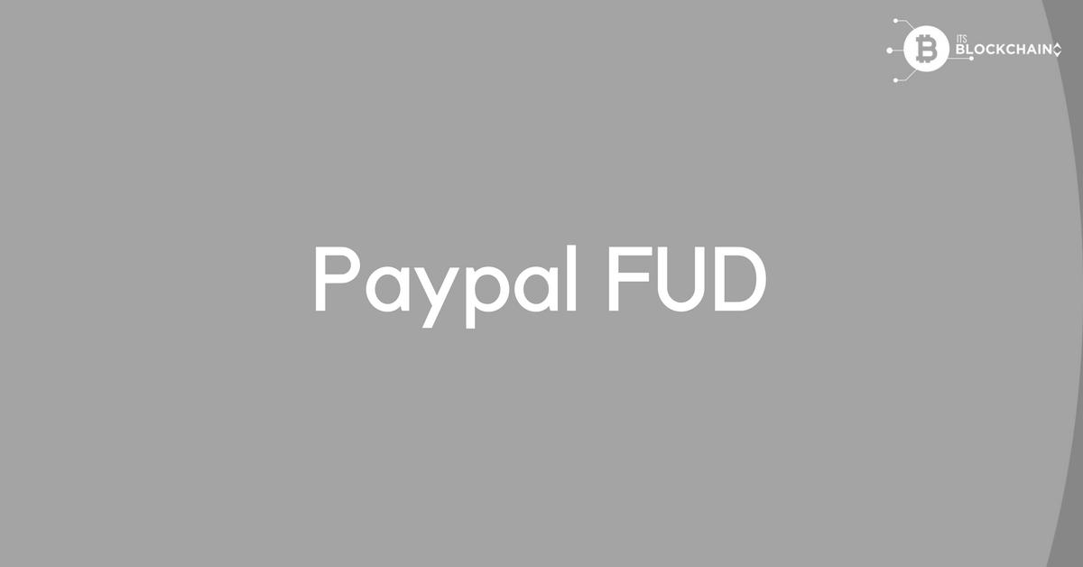 paypal Fud