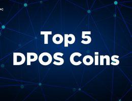 Top 5 DPOS coins