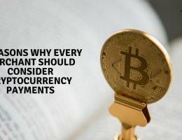 Cryptocurrency merchants
