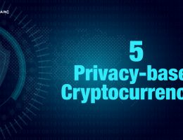 Top 5 Privacy-based Cryptocurrencies