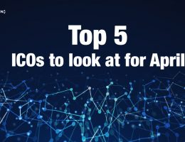 Top 5 ICOs to look at for April