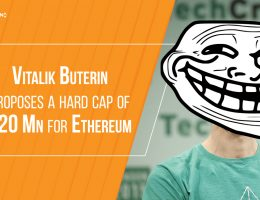 Vitalik Buterin proposes a hard cap of 120 million for Ethereum