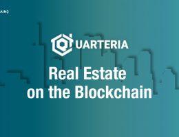 [ICO Watch] Quarteria - A Blockchain Powered Real Estate Marketplace
