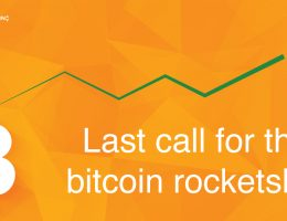 This is your last chance to get in on Bitcoin; its now or never