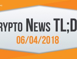 Crypto News tl;dr - 06/04/2018 RBI wrecks Indian crypto market, lightning network and more