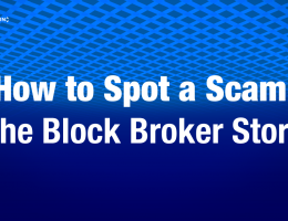How to Spot a Scam: The Block Broker Story