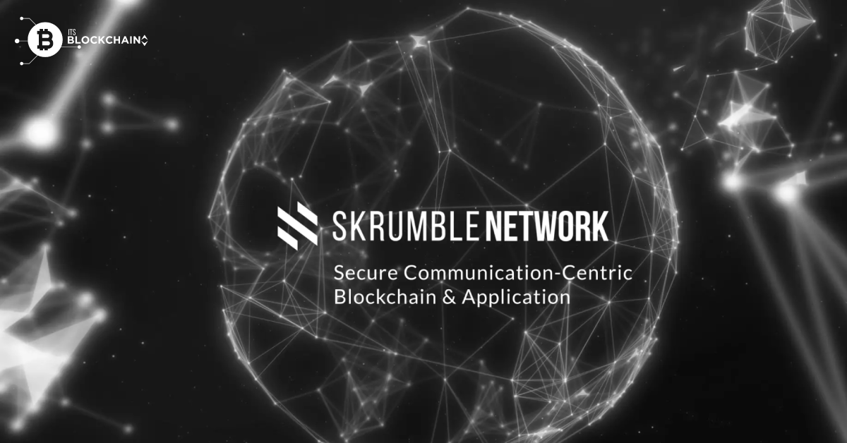 [ICO Watch] The Skrumble Network is creating unhackable communication with the blockchain