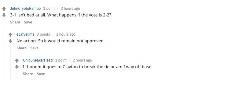 Redditor response-4
