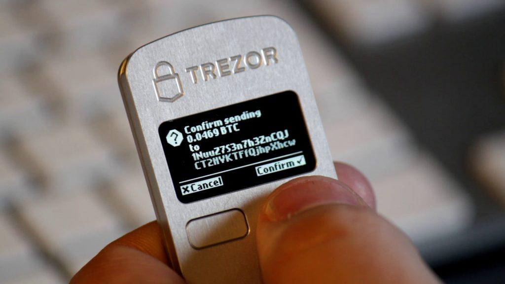 Trezor Hardware Wallets