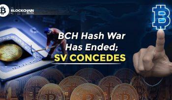 BCH Hash War