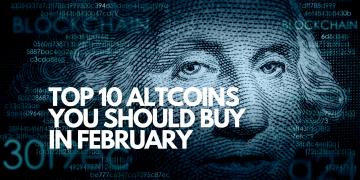 Top Ten Altcoins to Buy in Februrary